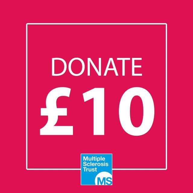 Donate £10