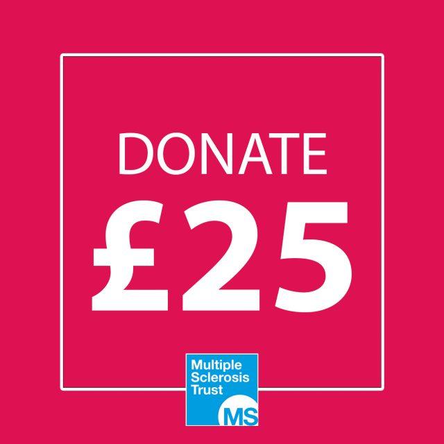 Donate £25
