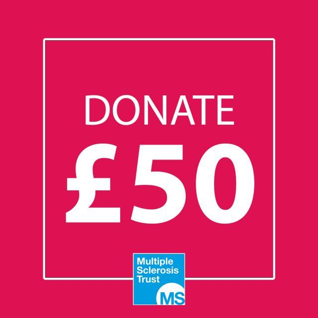 Donate £50