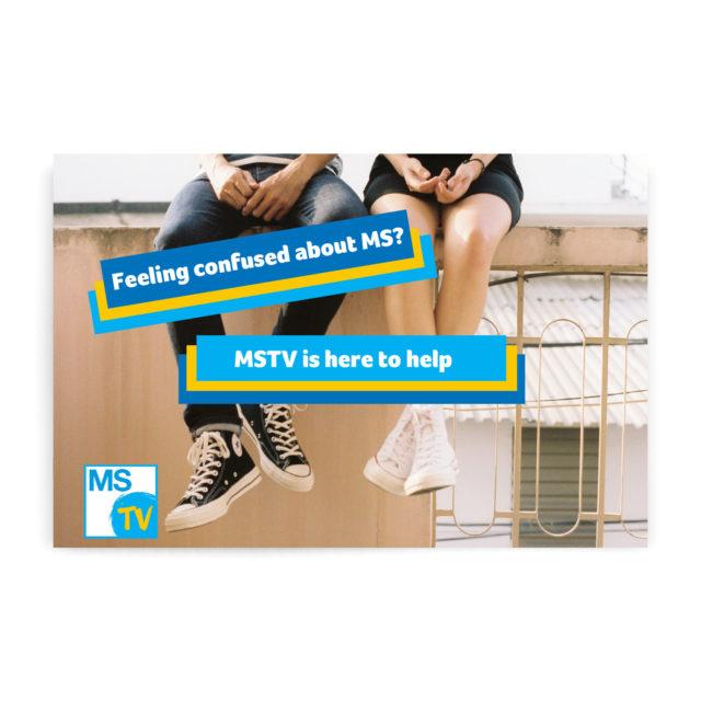 MSTV postcard