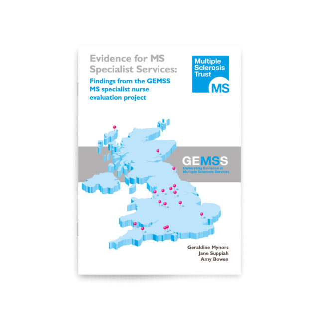 Evidence for MS specialists